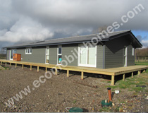 65x22FT Twin Unit Mobile Home