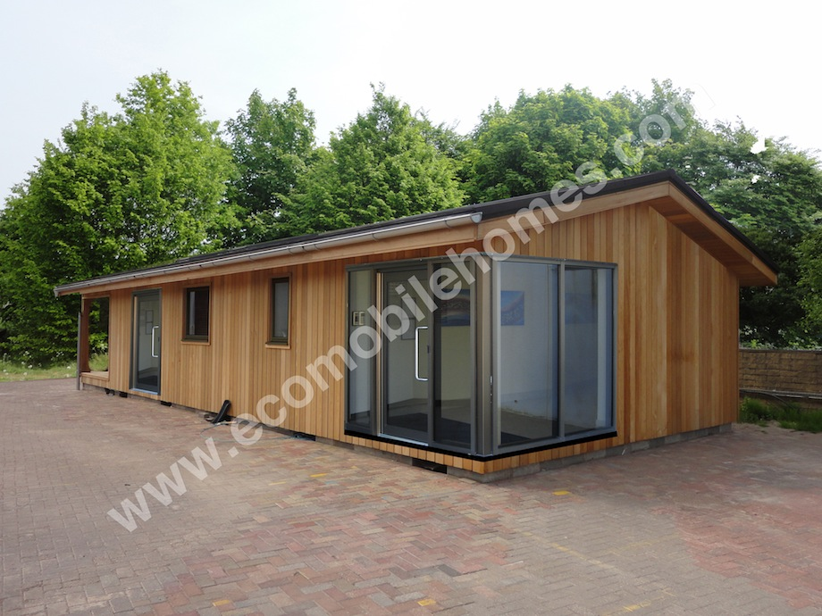 MobileHome-Logcabin-ParkHome