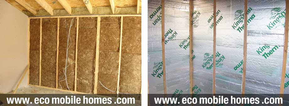 Mobile-Home-LogCabin-Specification-Insulation