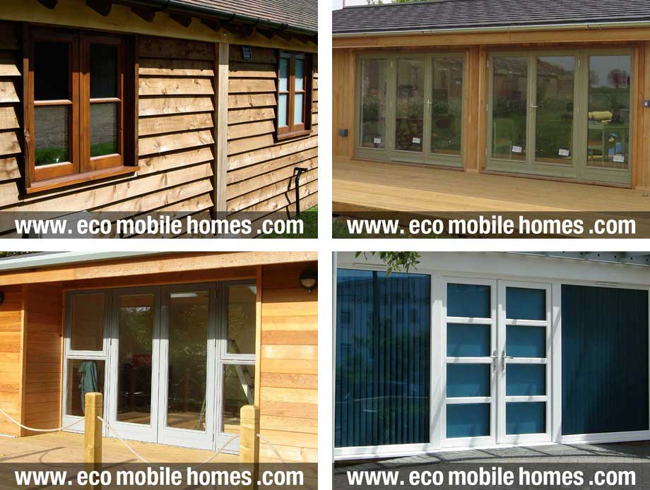Mobile-Home-LogCabin-Specification-Windows