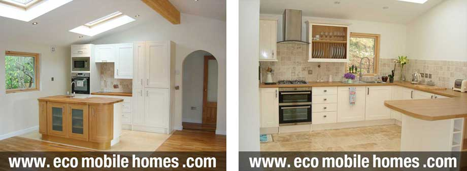 Mobile-Home-LogCabin-Specification-Kitchens