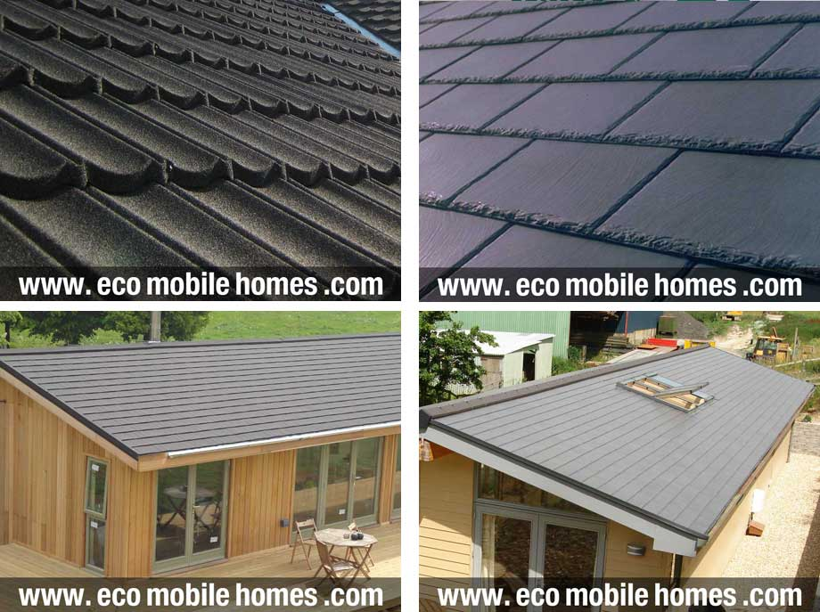Mobile-Home-LogCabin-Specification-Roof Finishes