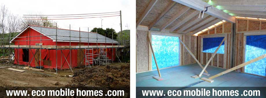 Mobile-Home-LogCabin-Specification-Frame