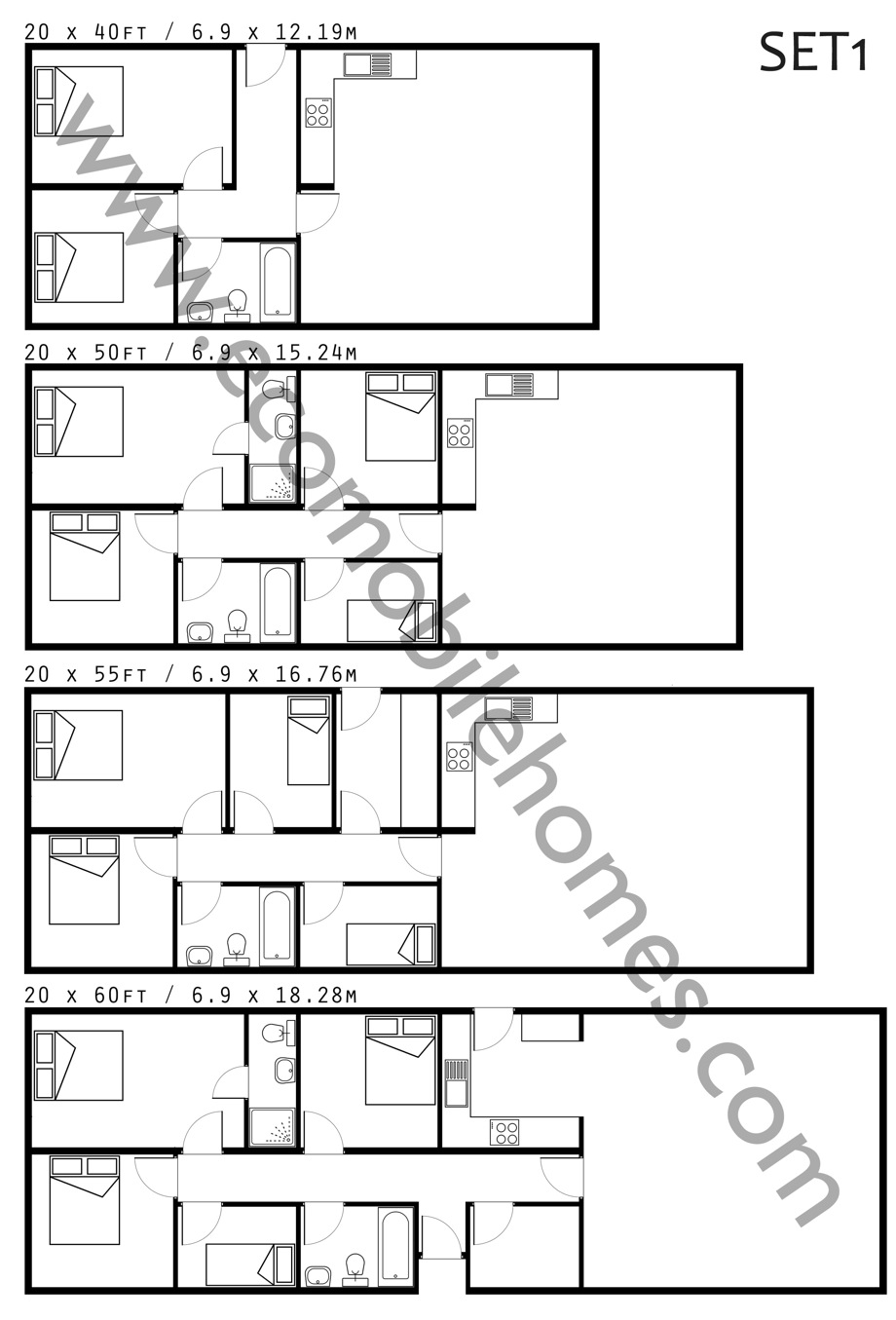 Eco-Floorplan-set1