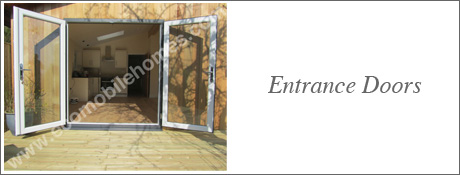 Eco13-mobile-home-forsale-EnteranceDoors