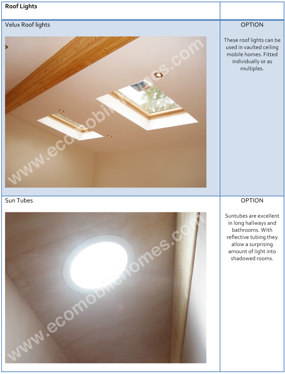 Eco13-mobile-home-manufacturers-RoofLights