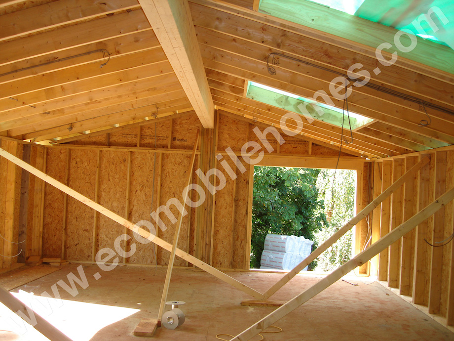 Mobile Home Interior Frame