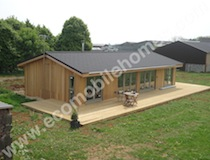 22 x 45ft New Lodge Mobile Home